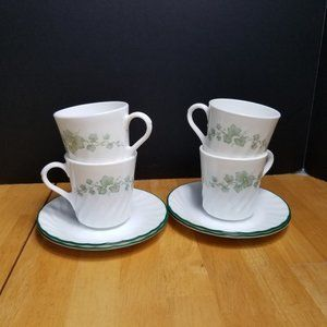Corelle Callaway Cup & Saucer Sets